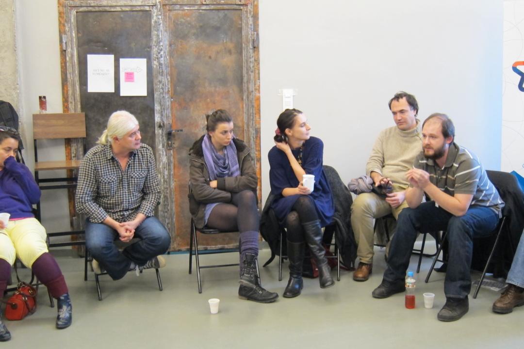 Întâlnire între directori de festivaluri, jurnaliști din străinătate și artişti din România
