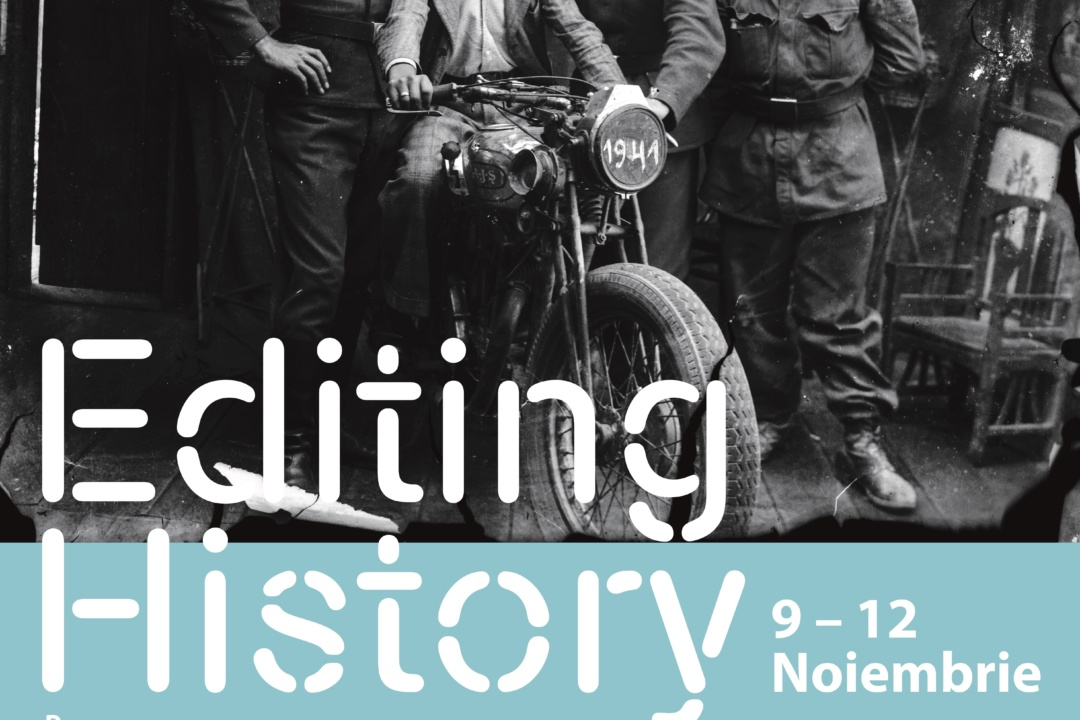 Editing History – recommended project by Temps d'Images Festival